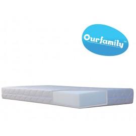 Ourfamily Penový matrac Ema 200x160 cm
