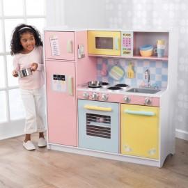 Drevená kuchyňa KidKraft pastelová