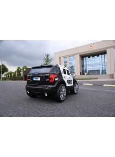 Elektrické policajné SUV Police