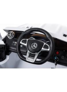 Dvojmiestný Mercedes AMG SL65 xmx-602 čierna metalíza