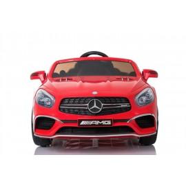 Dvojmiestný Mercedes AMG SL65 xmx-602 červený