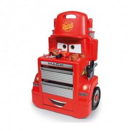 Dielnička s náradím Smoby Cars 3 vozík Mac Truck