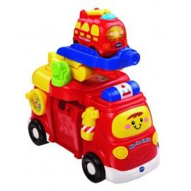 VTech Hovoriace autíčko Veľké hasičské auto Tut tut