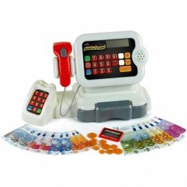 Elektronická pokladňa Klein so skenerom