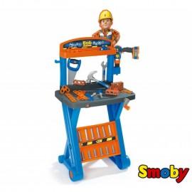 Smoby Bob staviteľ moja prvá dielnička