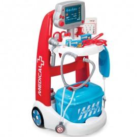 Simba Toys Lekársky vozík s príslušenstvom