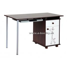 Klups Písací stôl Safari