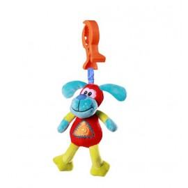 Baby Ono Závesná hračka s vibráciami Psík 1140