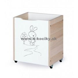 Box na hračky Zajačik