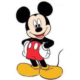 Disney Dekoračná nálepka na stenu Mickey 2