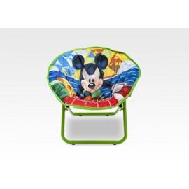Disney Detská rozkladacia stolička Mickey