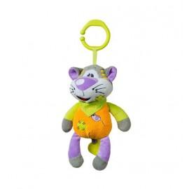 Baby Ono Zvuková hračka Mačka 1353