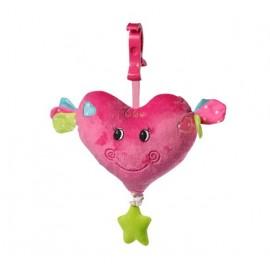 Baby Ono Zvuková hračka Srdiečko 1115