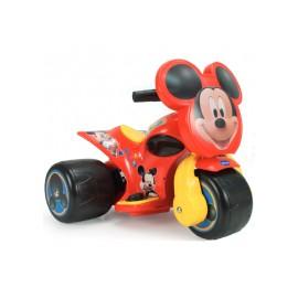 Injusa elektrická trojkolka Mickey Mouse Samurai 6V