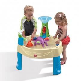 Step2 vodný stôl - pieskovisko Vodný mlyn
