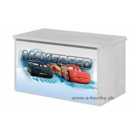 Box na hračky Disney Cars