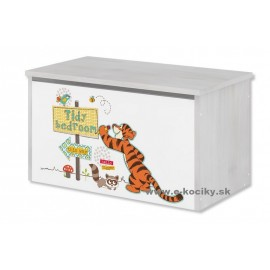 Box na hračky Disney Macko Pú a tiger