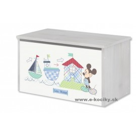 Box na hračky Disney Mickey Mouse