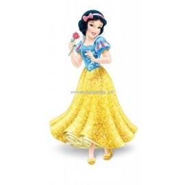 Disney Dekoračná nálepka na stenu Princess Snehulienka