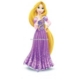 Disney Dekoračná nálepka na stenu Princess Zlatovláska