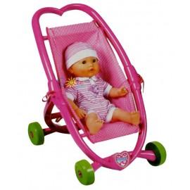 Milly Mally Športový kočík pre bábiky Natália