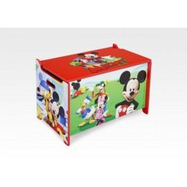 Disney Drevená truhlica Mickey Mouse
