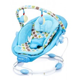 Detské lehátko Baby Mix blue