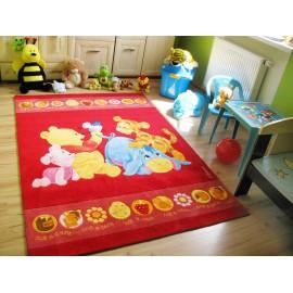 Detský koberec Disney 402 Macko Pú 80x120 cm
