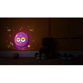 Disney Inteligentná lampa s nálepkou Soviča