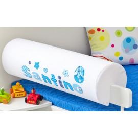 Belisima Chránič na posteľ s menom Baby Blue