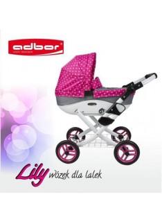 Kočík pre bábiky Adbor Lily K19
