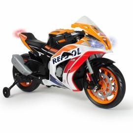 Injusa elektrická motorka Honda Repsol 12V