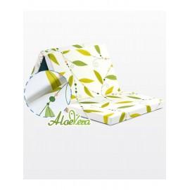 Skladacia matrac do postieľky Sensillo Bloom 120x60 cm