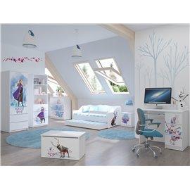 Baby Boo detská izba LULU Frozen II 160x80 cm