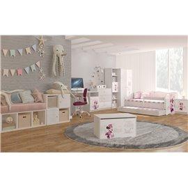 Baby Boo detská izba LULU Minnie Paríž