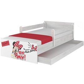 Baby Boo Detská posteľ Disney Max Minnie Oh My 180x90 cm