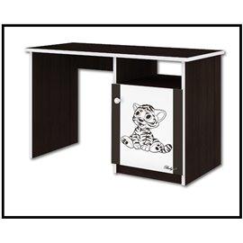 Baby Boo Písací stôl Venge Tigrík