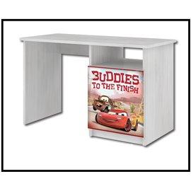 Baby Boo Písací stôl Disney Cars McQueen a Burák