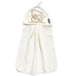 MAMO-TATO detský uterák 32x46 - Ecru