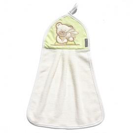 MAMO-TATO detský uterák 32x46 - Pistácia