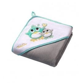 Osuška s kapucňou Baby Ono 137/05