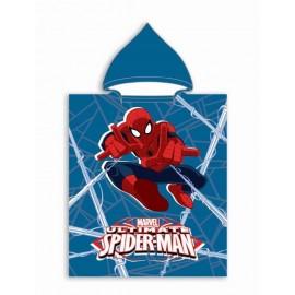 Disney Detské pončo Spiderman 04