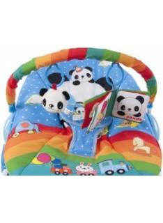Detské ležadlo-hojdačka Sun Baby Panda
