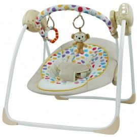 Detské ležadlo-hojdačka Sun Baby Opica