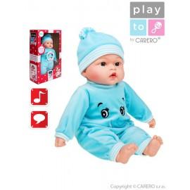 Hovoriaca a spievajúca detská bábika PlayTo Maruška