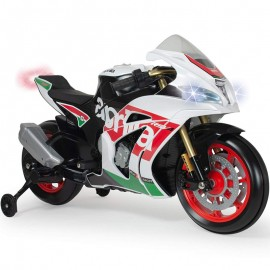 Injusa elektrický motocykel Aprilia 12V
