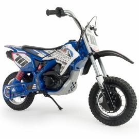 Injusa elektrický motocykel Cross 24V nafukovacie kolesá