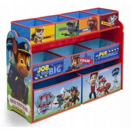 Organizér na hračky Paw Patrol - veľký
