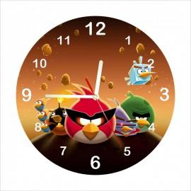 Detské hodiny Angry Birds