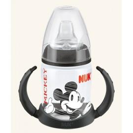 Hrnček NUK First Choice Mickey - čierny - 150 ml